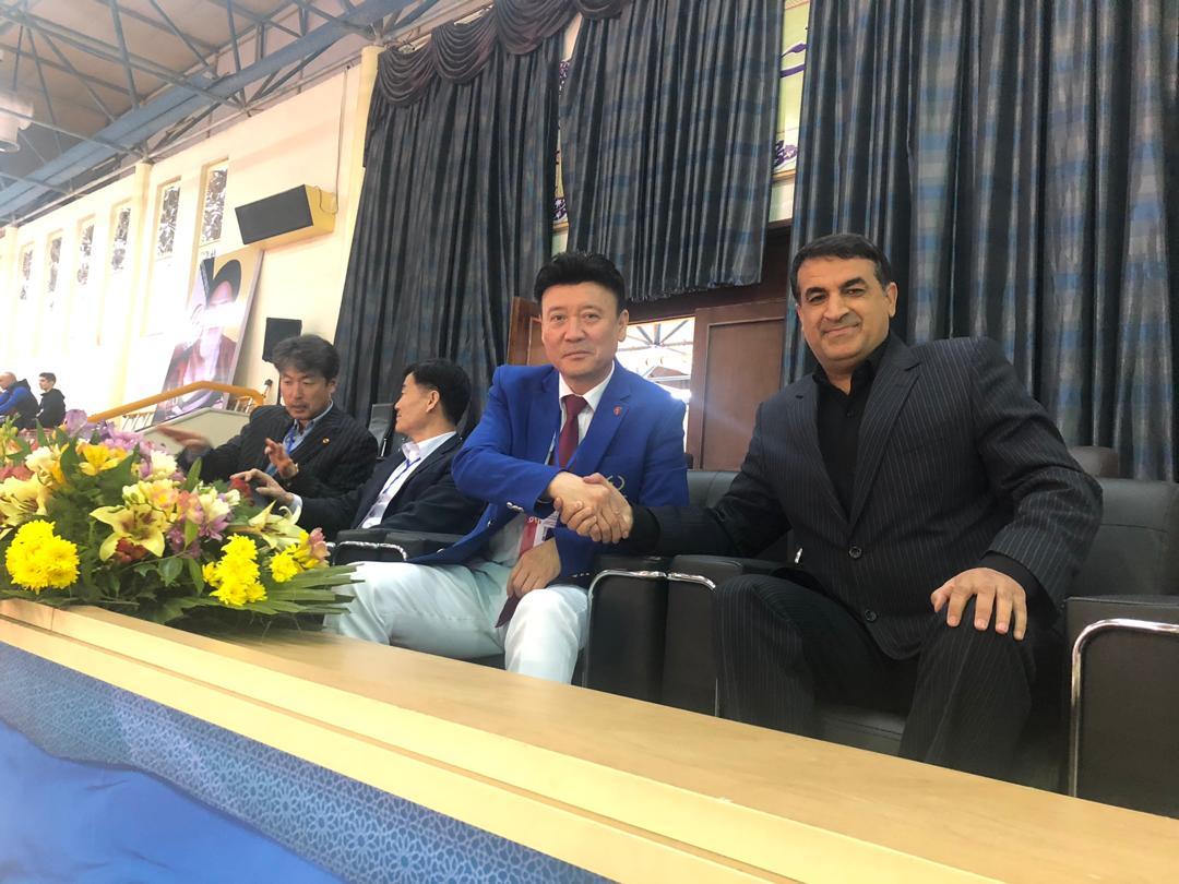 مسابقات جهانی آی مت در منطقه آزاد کیش