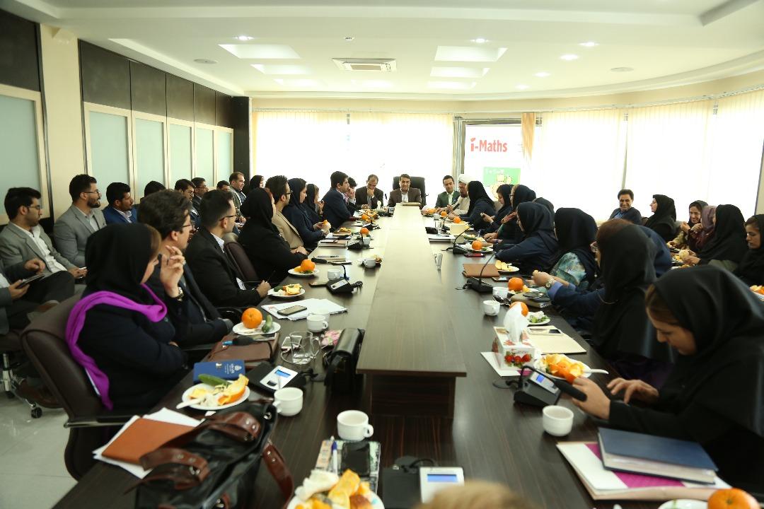 اولین جلسه هم اندیشی سال ۱۳۹۸ با مدیران اجرایی آی مت شهر شیراز