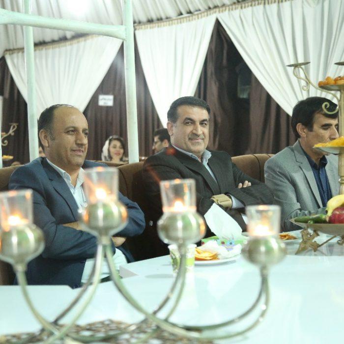 مراسم افطار و تجلیل از مربیان نمایندگی مرکزی iMaths بلوار نصر
