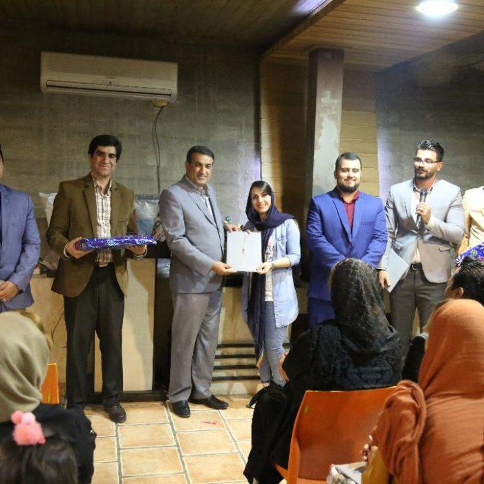 بزرگداشت روز معلم در نمایندگی مرکزی آی مت زرهی با حضور دکتر مسعود زاده باقری