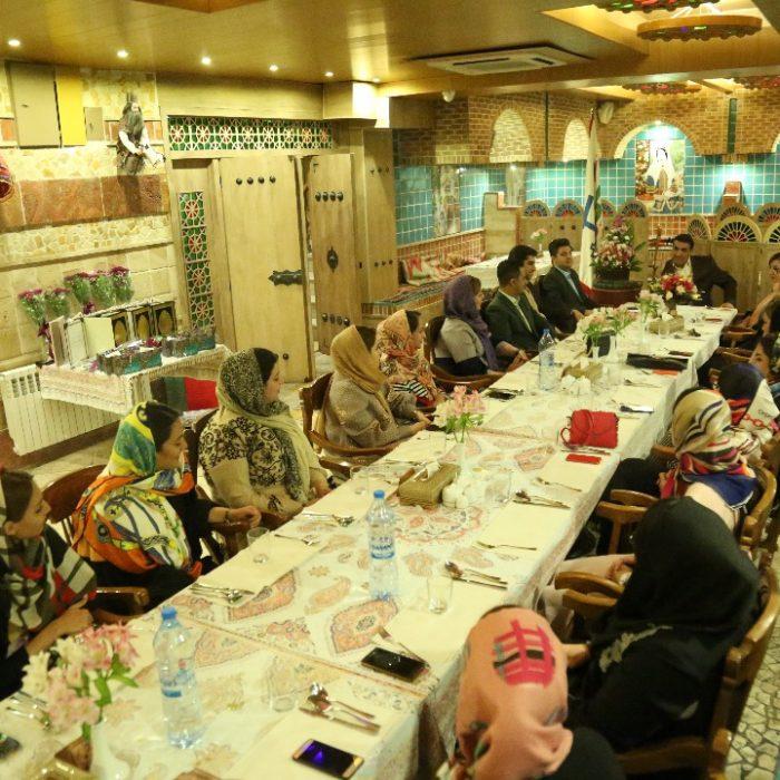مراسم تجلیل از مربیان آیمت و فریزبی نمایندگی مرکزی بعثت به مناسبت هفته مقام رفیع معلم