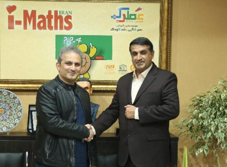 دیدار محمد مسلمی (عمو فیتیله ای) با دکتر مسعود زاده باقری