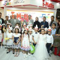 اجرای سرود زیبای آی مت توسط کودکان در نمایشگاه کودک و نوجوان شیراز