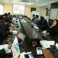 چهارمین جلسه هماهنگی مسابقات و جشنواره جهانی شادی و نشاط 2020 iMaths کیش