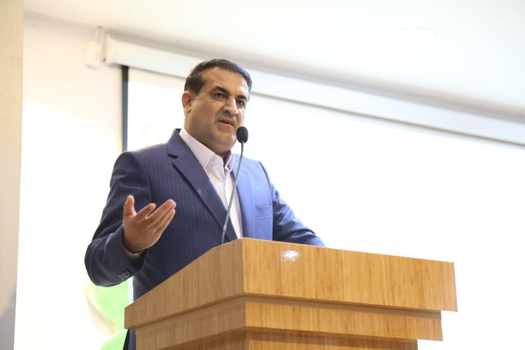 جلسه فرزند پروری و معرفی سیستم جهانی iMaths در شهر جناح