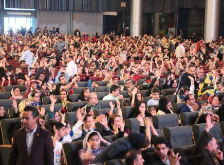 اختتامیه باشکوه جشنواره جهانی شادی و نشاط آی مت 2020