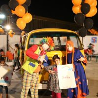 برگزاری مسابقه نقاش کوچولو توسط موسسه عطرک (نمایندگی آی مت ایران) در مجموعه هایپرلند شیراز